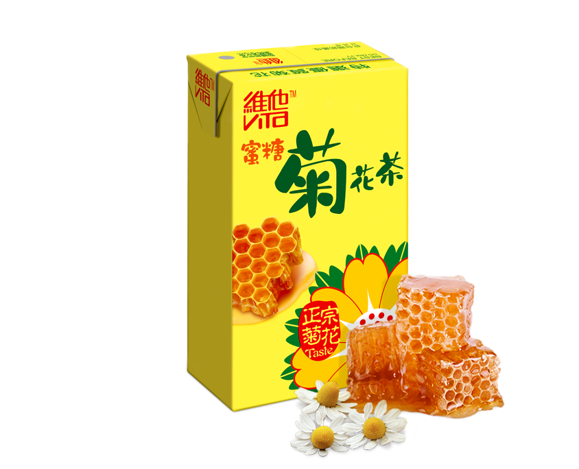 Vita Honey Chrysanthemum Tea 6 x 250ml