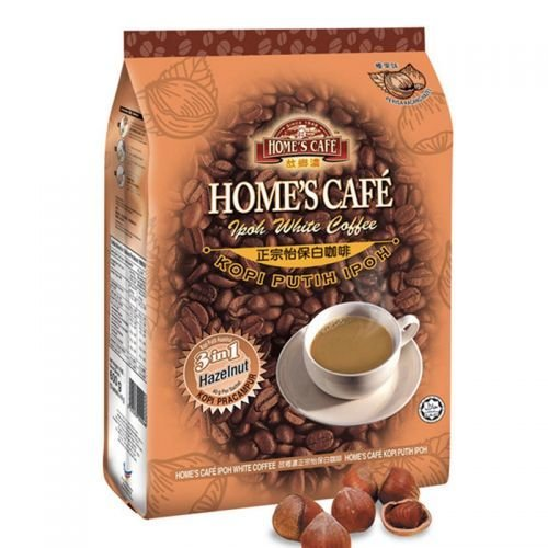 Home's Cafe 3in1 Ipoh White Coffee Hazelnut Flavour