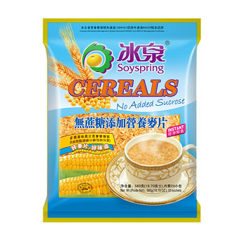 Soyspring Cereals 560g