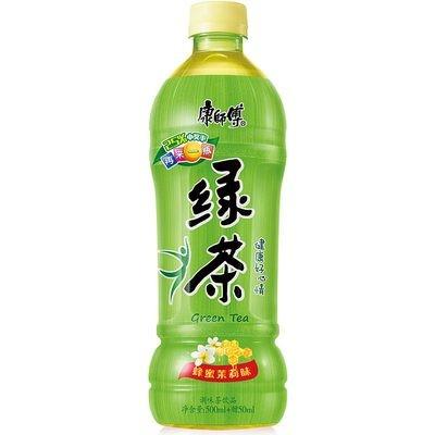 Master Kong Green Tea Low Sugar 500ml