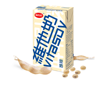 Vita Soybean Milk 6 x 250ml