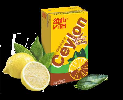 Vita Ceylon Lemon Tea 6 x 250ml