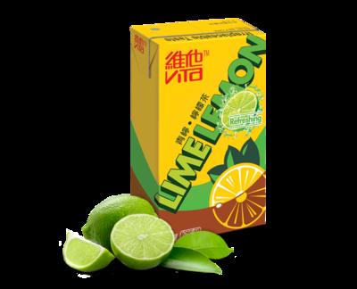 Vita Lime Lemon Tea 6 x 250ml
