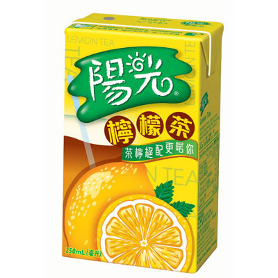 Hi-C Lemon Tea 6 x 250ml
