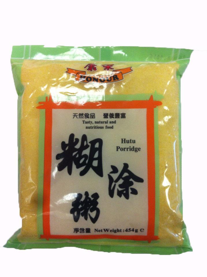 康乐糊涂粥 Honor Hutu Porridge 454g