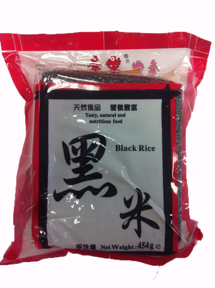 Honor Black Rice 454g