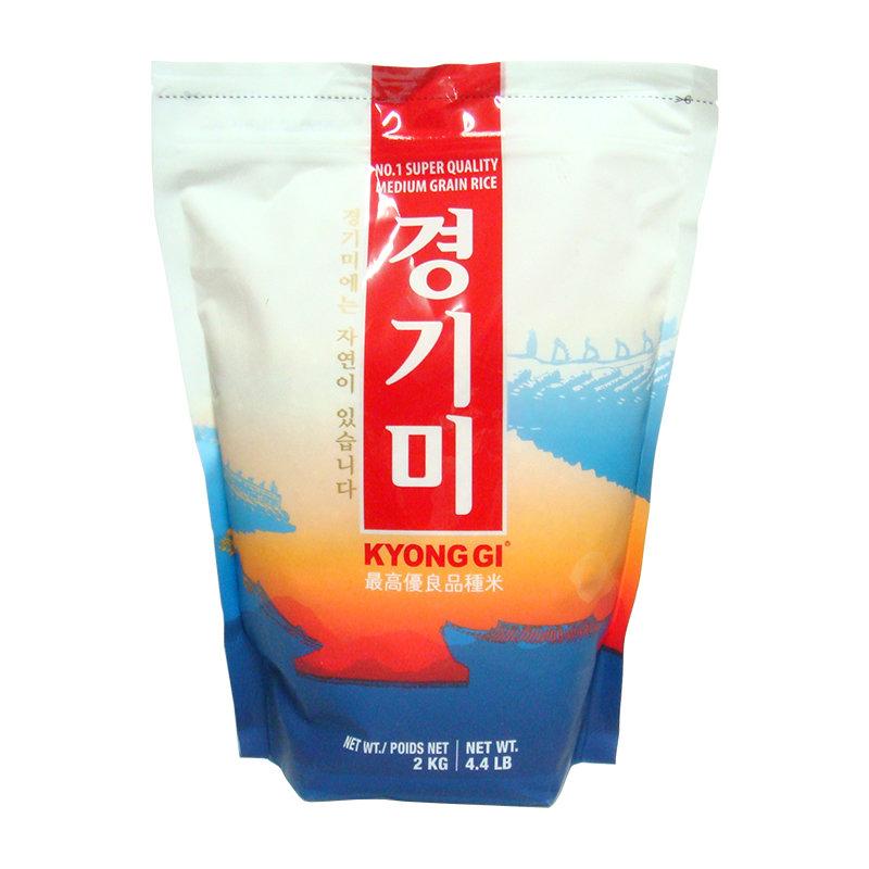 Kyong Gi Medium Grain Rice 2lb