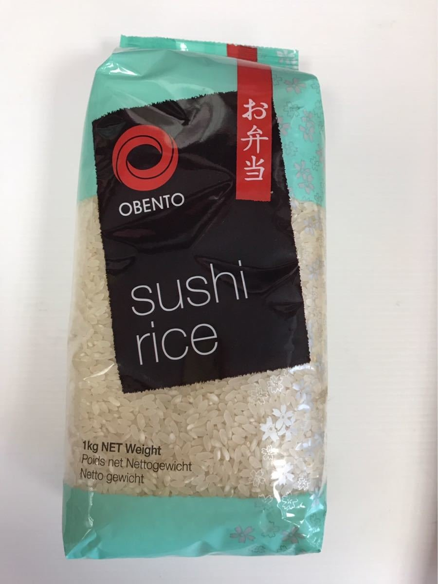 Obento 寿司米 Sushi Rice 1kg
