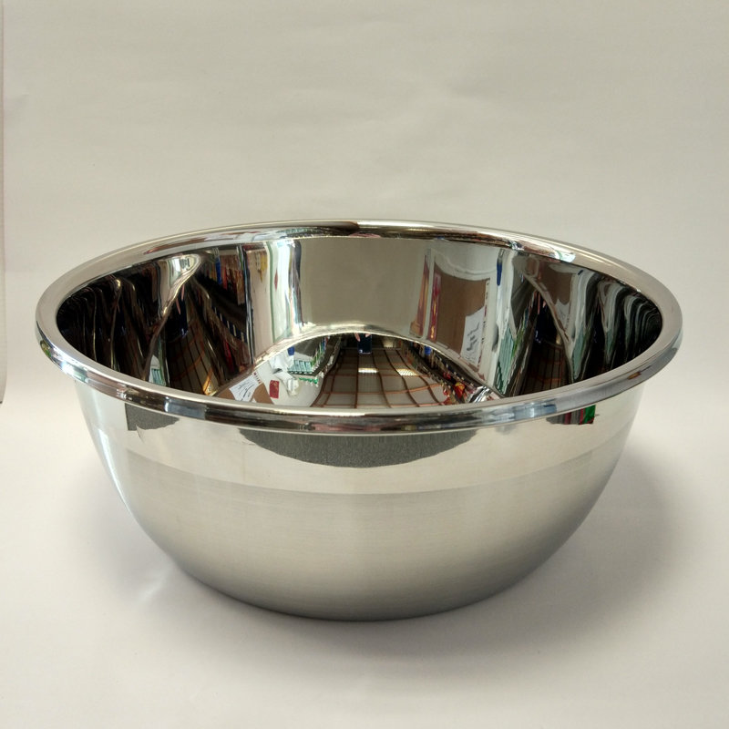 MX Stainless Steel Mixing Bowl 36cm
