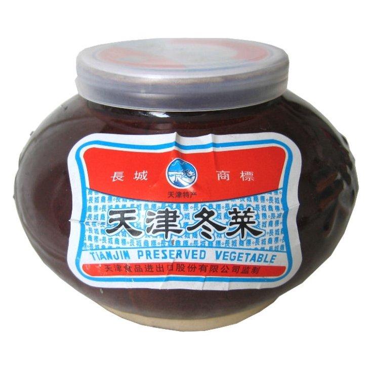 Tianjin Presereved Vegetable 600g