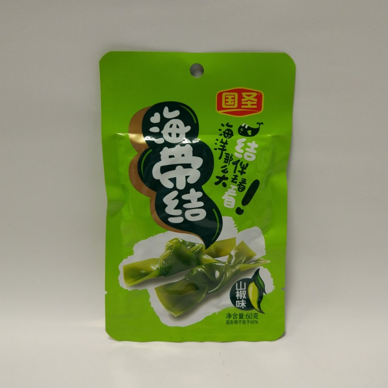 GS Preserved Seaweed Knot 60g