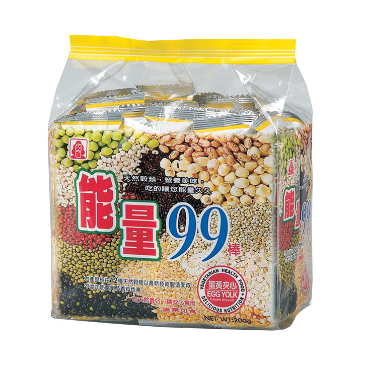 北田能量99棒原味 Pei Tien Natural Corn Rolls - Original 180g