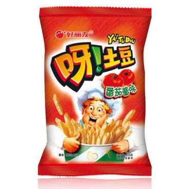 好丽友呀土豆-番茄酱味 Orion Potato Sticks - Tomato Sauce 70g