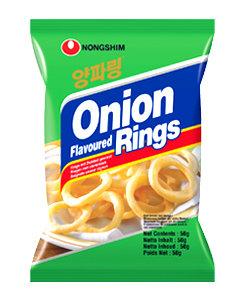 Nongshim Onion Rings 50g