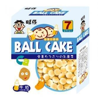 WW Ball Cake -Milk 60g