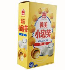 Imei Milk Puffs 57g