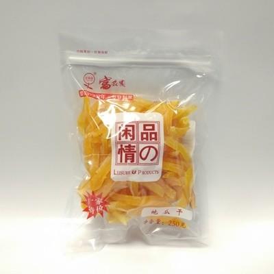 FSY Dried Sweet Potato Strips 250g
