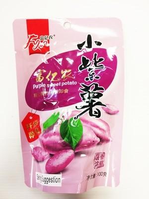 FYN Purple Sweet Potato 100g