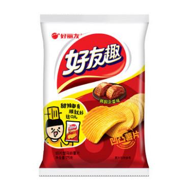 Orion Potato Chips Kimchi 75g