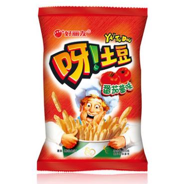 Orion Potato Sticks - Tomato Sauce 70g