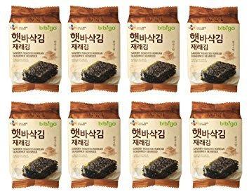 CJ Roasted Seasoned Seaweed 5g x 8