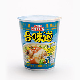 Nissin Cup Noodles - Seafood 75g