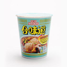 Nissin Cup Noodles - Spicy Seafood 73g