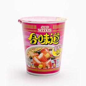 日清合味道蟹肉杯面 Nissin Cup Noodles - Crab 75g