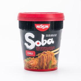 日清烧炒面香辣味杯面 Nissin Soba Cup - Chilli 92g