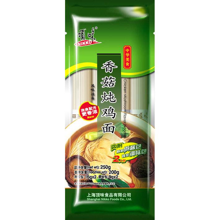 Nikko Chicken Mushroom Noodle 250g