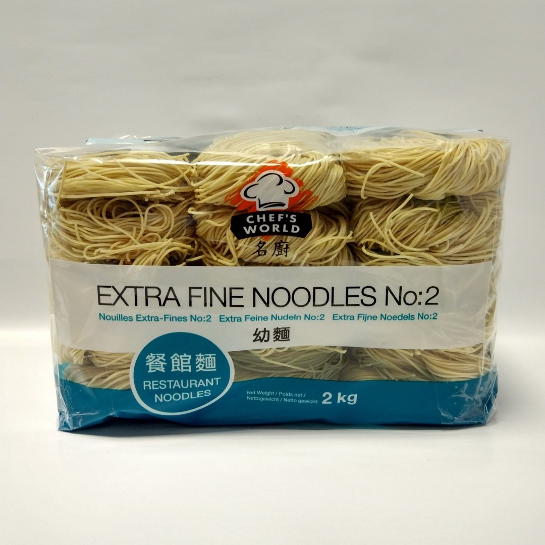 Chef's World Extra Fine Noodles 2kg