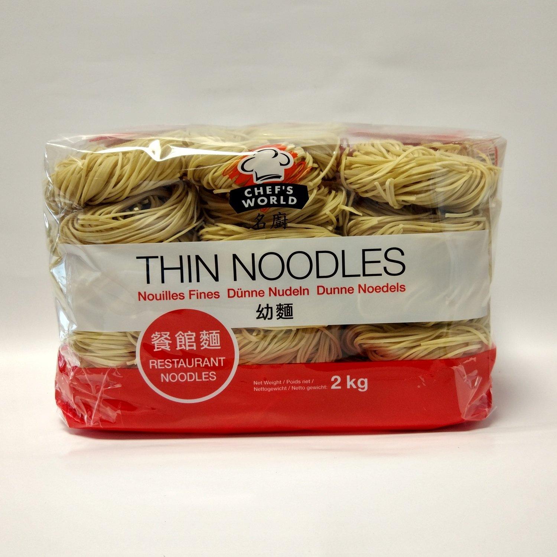 Chef's World Thin Noodles 2kg
