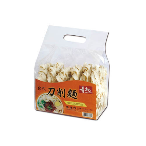 ST Taiwanese Style Sliced Noodles 400g