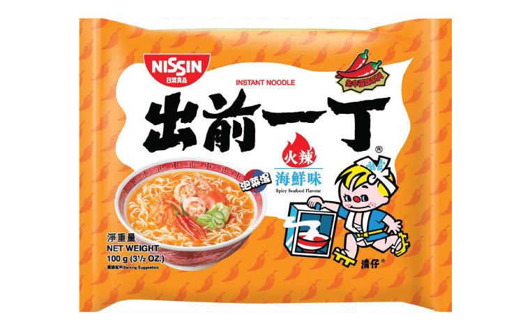 Nissin Demae Ramen - XO Seafood 100g