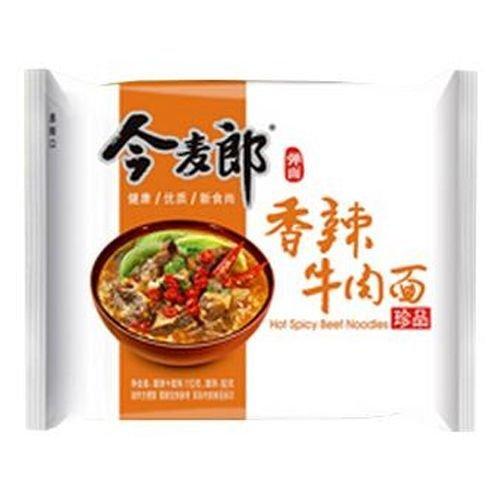 JML Noodles - Hot & Spicy Beef 110g