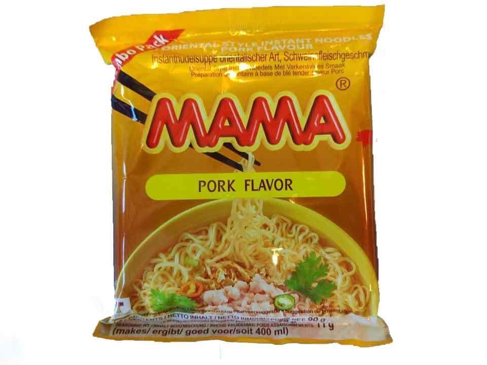 Mama Pork Noodle 90g