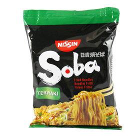 Nissin Soba Noodles - Teriyaki 110g