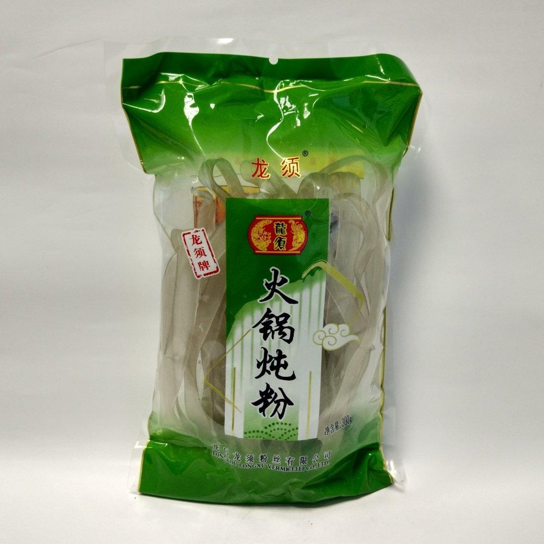 LongXu Potato Noodle for Hot Pot 300g