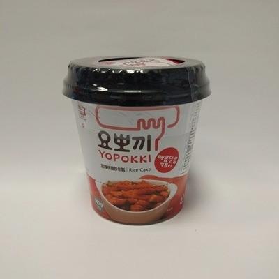 Yopokki Rice Cake Cup 140g