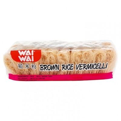 Wai Wai Brown Rice Vermicelli 10 x 50g