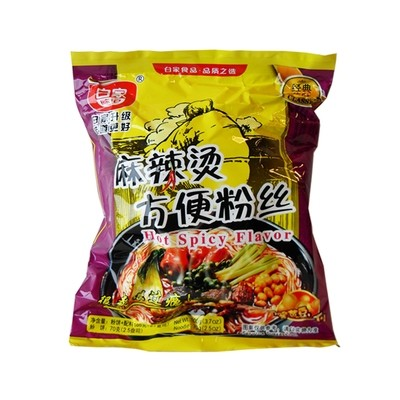 BJ Vermicelli Hot & Spicy 105g