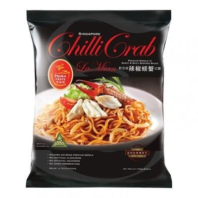 Prima Taste Singapore Chilli Crab La Mian 160g