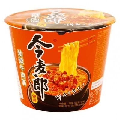 JML Noodle Bowl - Spicy Beef 119g