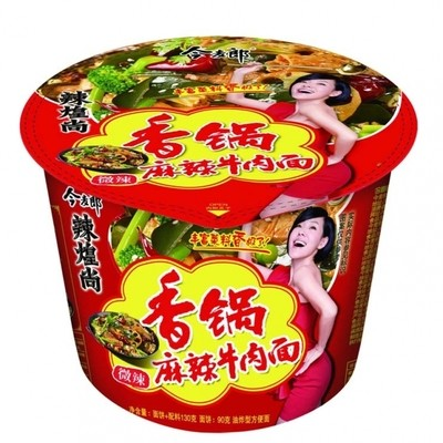 JML Noodle Bowl Spicy Beef 130g