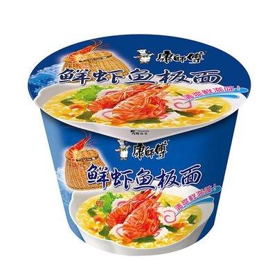 Master Kong Seafood Noodle Bowl 105g
