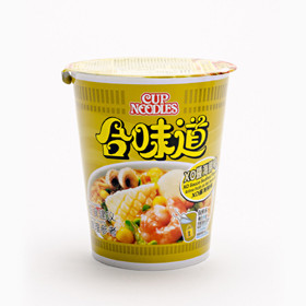 Nissin Cup Noodles - XO Sauce Seafood 75g