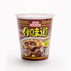 Nissin Cup Noodles - Beef 72g