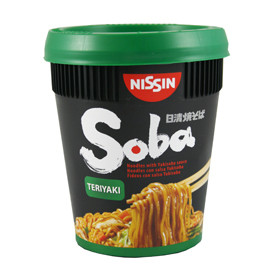Nissin Soba Cup - Teriyaki 90g