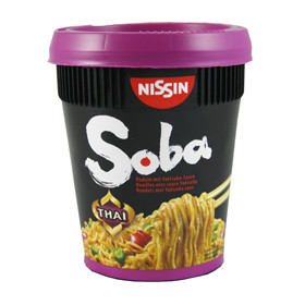 Nissin Soba Cup - Thai 87g