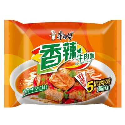 Master Kong Spicy Beef Noodle 103g